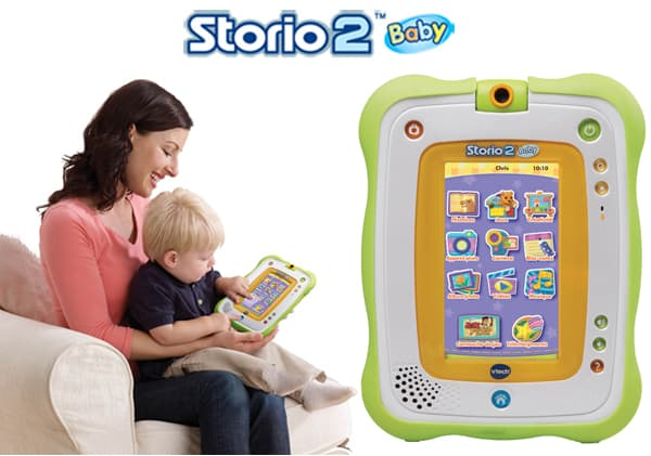 mon avis sur la storio 2 baby de vtech maman geek. Black Bedroom Furniture Sets. Home Design Ideas